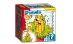 Задорная кукуруза